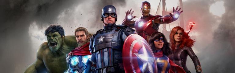 Marvels Avengers - Знай своих героев!