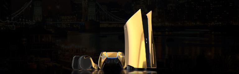 Предзаказ на PlayStation 5 откроется 10 сентября. Но только на золотую версию от Truly Exquisite за 800 тысяч