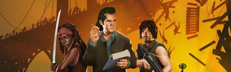 Gamescom 2020 Тизер-трейлер Ходячих мертвецов Мир за пределами и кроссовер с Bridge Constructor