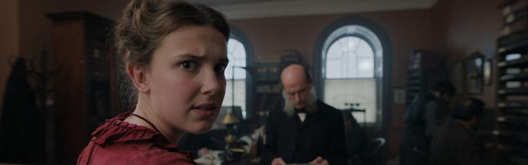 Шерлок в прошлом! Встречайте дебютный трейлер Энолы Холмс от Netflix