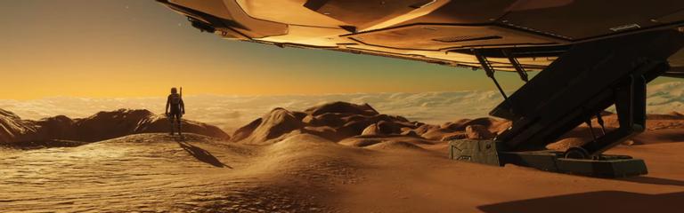 Elite Dangerous Odyssey - Как создаются планеты