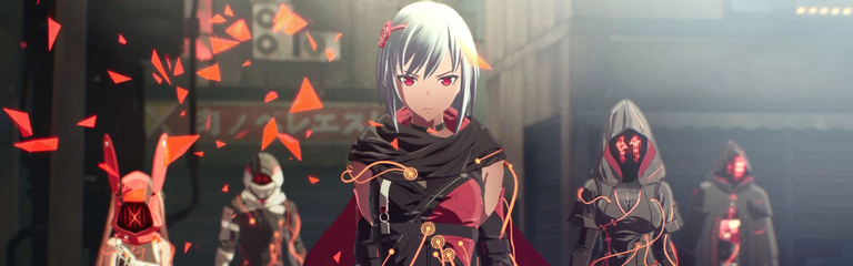 Gamescom 2020 Scarlet Nexus - Красочный геймплейный трейлер грядущей RPG