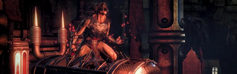 QuakeCon at Home The Elder Scrolls Online - Геймплейная демонстрация дополнения Камни и шипы