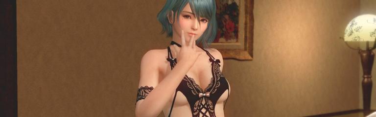 Dead or Alive Xtreme Venus Vacation вышла в Steam