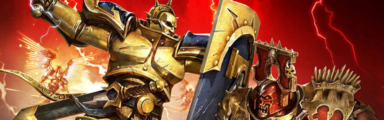 Gamescom 2020 Анонс таинственной Warhammer Age of Sigmar Storm Ground - MOBA или стратегия?