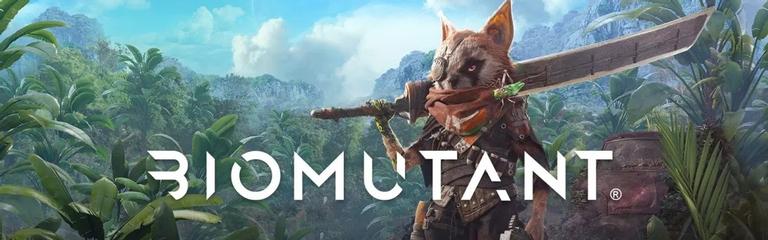 Biomutant - В грядущей RPG не будет микротранзакций
