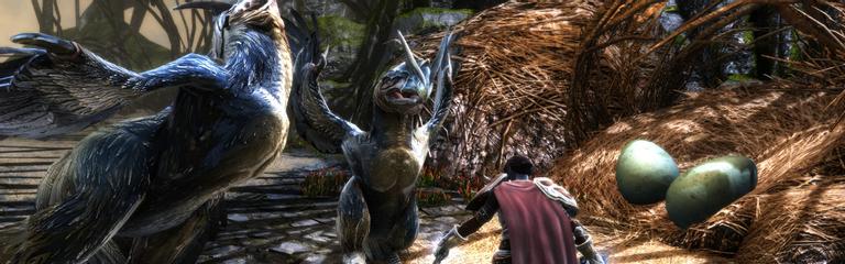 Kingdoms of Amalur Re-Reckoning  Трейлер специализации Sorcery