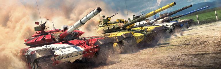 War Thunder - Вместе с танковым пройдет и морской биатлон
