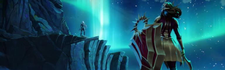 Legends of Runeterra - Анимационный ролик Небесный путь
