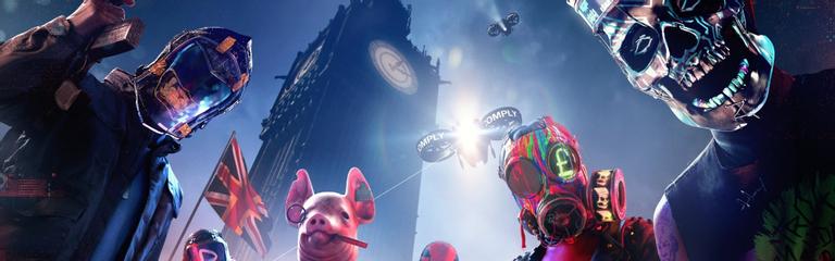SGF Watch Dogs Legion  Ubisoft призвала к сопротивлению в еще одном трейлере