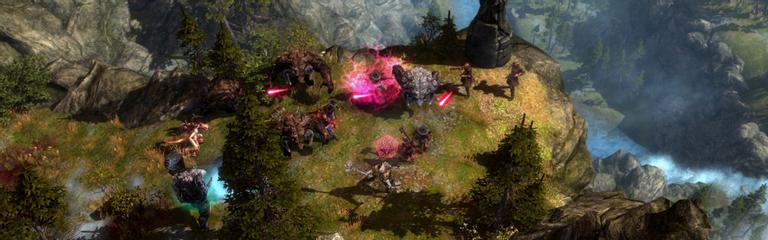 Grim Dawn - В игру добавили более тридцати уникальных предметов