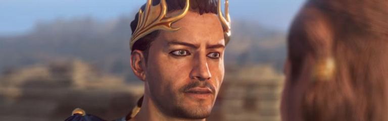 Total War Saga Troy  Трейлер о военачальниках Трои