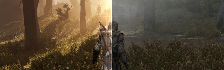 Ubisoft продемонстрировала обновленную Assassin's Creed 3