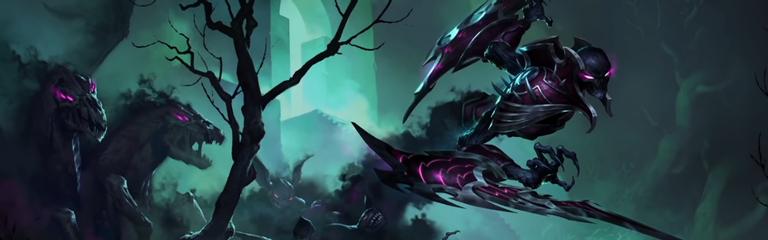 Legends of Runeterra - Зов Горы введет в игру Ноктюрна