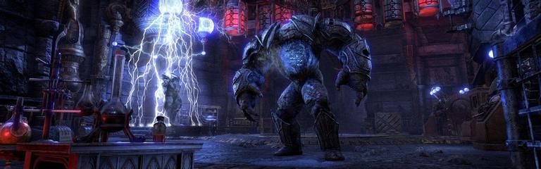 "The Elder Scrolls Online - Разработчики анонсировали дополнение ""Камни и шипы"""