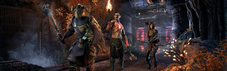 The Elder Scrolls Online - Дополнение Камни и шипы вышло на ПК