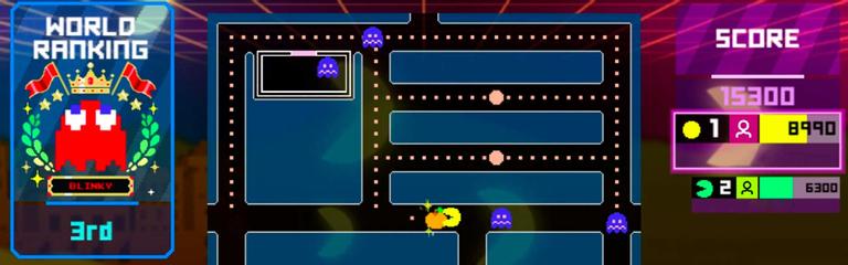 Amazon отметит 40-летие Pac-Man многопользовательской Pac-Man Live Studio для Twitch
