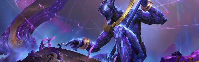 Legends of Runeterra - Знакомство с регионом Таргон
