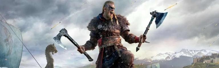 Gamescom 2020 Assassins Creed Вальгалла - Мифические враги в новом видео