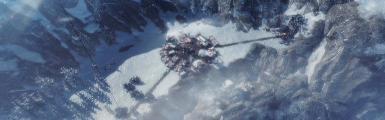 Frostpunk - Анимационный трейлер дополнения На краю