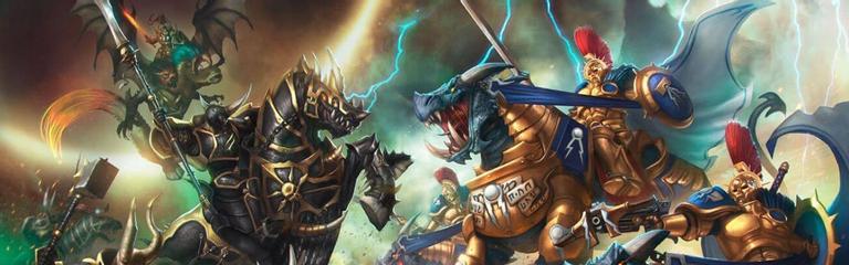 Разработчики Elite Dangerous выпустят RTS по Warhammer Age of Sigmar