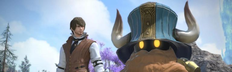 Final Fantasy XIV - Новый контент обновления 5.3 на скриншотах