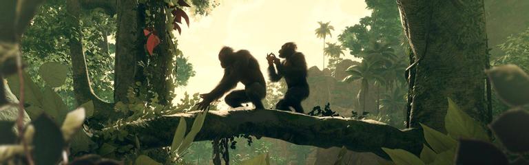 Ancestors The Humankind Odyssey - Релиз игры на площадке Steam состоится в конце лета