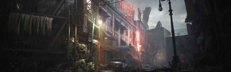 Разработчики The Sinking City представили новое геймплейное видео