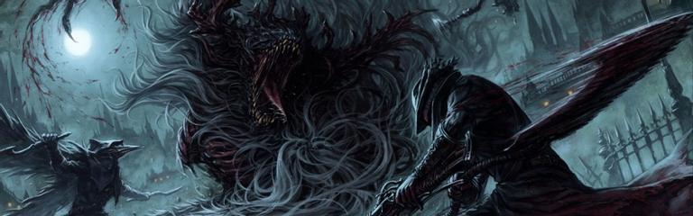 Стрим: Bloodborne - Хардкорная охота и разбор лора игры ч.3