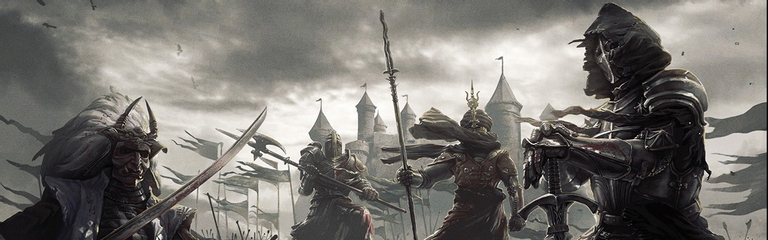 """[Розыгрыш] Наборы """"Странствующий рыцарь """"и ключи в ЗБТ от Conqueror's Blade"""