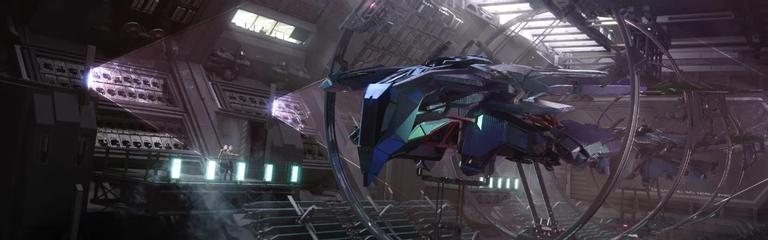 Star Citizen - Новый корабль и захват движения для Squadron 42