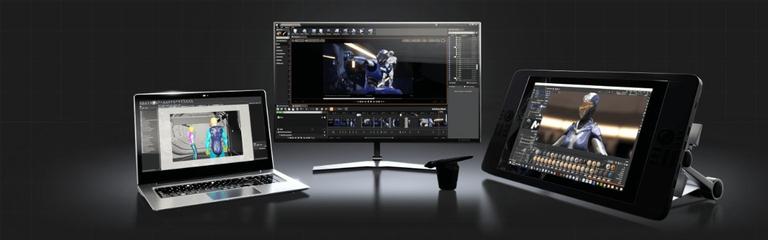 Новые ноутбуки и рабочие станции NVIDIA RTX Studio от крупных производителей