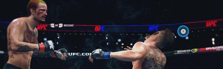 UFC 4 - EA спешно убрала рекламу-скример во время боев