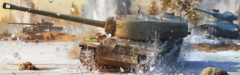 World of Tanks Blitz - Теперь игра доступна и на Nintendo Switch