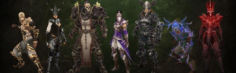 Diablo III - Свежее обновление усилило классовые комплекты