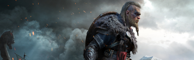 Assassins Creed Valhalla  Главная музыкальная тема от Йеспера Кюда, Сары Шахнер и Эйнара Селвика