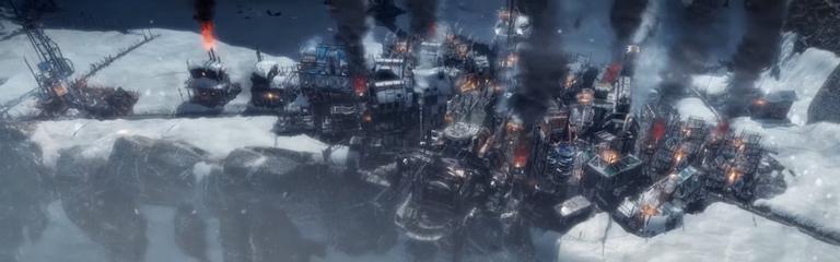 Frostpunk - Геймплейная демонстрация дополнения На краю