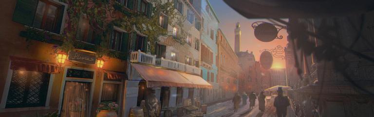 Gamescom 2020 Sherlock Holmes Chapter One  Слон, петля и скелет русалки в трейлере