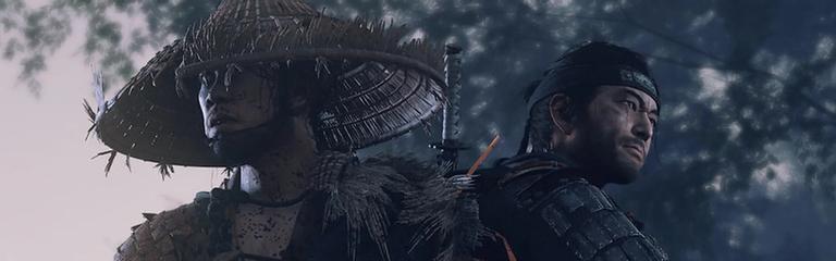 Блогер убил 12 часов на обнуление здоровья Хотунхана в начале Ghost of Tsushima, но тот не умер