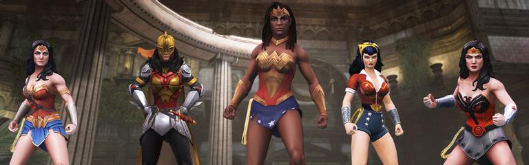 DC Universe Online - Вышло дополнение Wonderverse