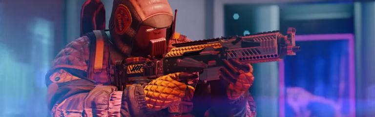 Rainbow Six Siege - В новом временном режиме M.U.T.E. Protocol оперативники станут роботами