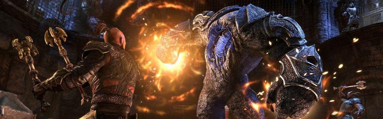 The Elder Scrolls Online - Подробности о подземелье Каменный Сад