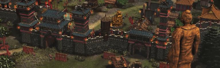 Gamescom 2020 Stronghold Warlords - Новая геймплейная демонстрация