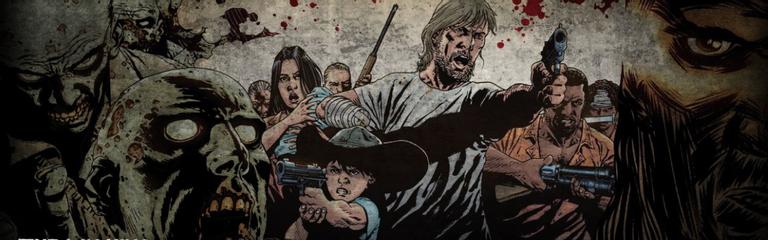 Comic-ConHome Ходячие мертвецы вернутся 4 октября трейлеры трех шоу, включая Мир за пределами