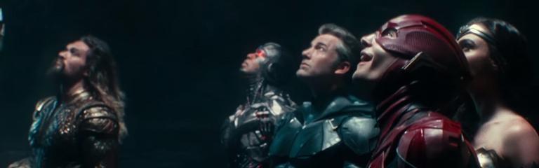 Утечка DC FanDome Первый трейлер Лиги справедливости Зака Снайдера