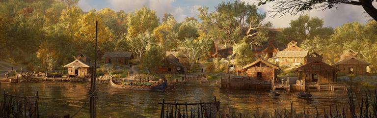 Assassin's Creed Valhalla - Разбираем новые особенности \ механики игры
