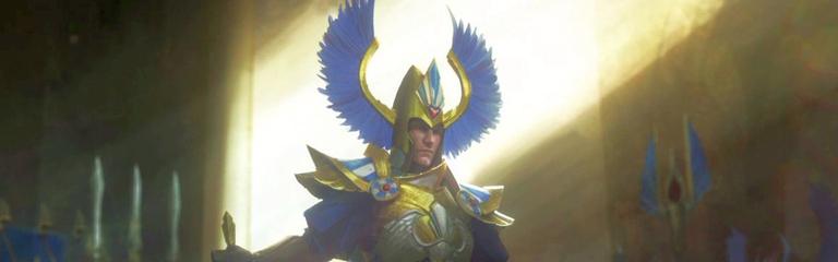 Total War: Warhammer II — Высшего эльфа в дополнении The Warden & The Paunch назвали в честь Генри Кавилла