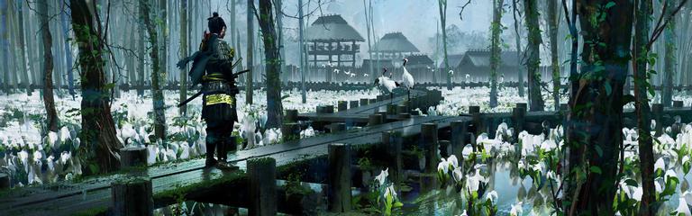 Ghost of Tsushima  Хвалебный трейлер и оценка эксперта по самураям. В Японии нехватка физических копий