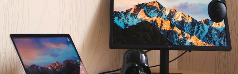 LG представила новый 27-дюймовый 5K монитор для устройств Apple
