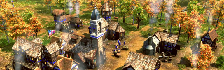 Gamescom 2020 Age of Empires III Definitive Edition - Релиз в середине осени